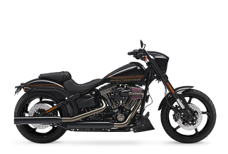 CVO™ PRO STREET BREAKOUT<sup>®</sup> - 2017年モデル