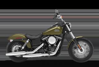 Street Bob<sup>®</sup> - 2017 Motorcycles