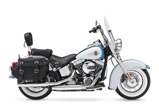 FLSTC Heritage Softail<sup><sup>®</sup></sup> Classic - 2017 Motorcycles