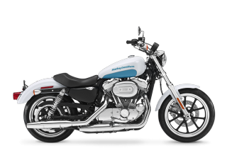 XL883L SuperLow<sup>®</sup> - 2017 Motorcycles