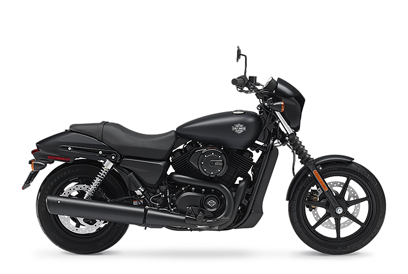 Harley-Davidson<sup>®</sup>500