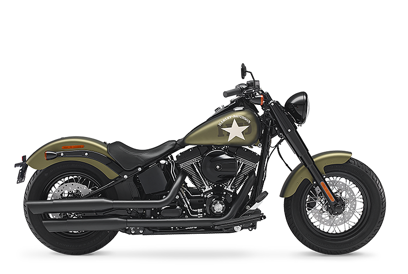 FLSS Softail Slim<sup><sup>®</sup></sup> S