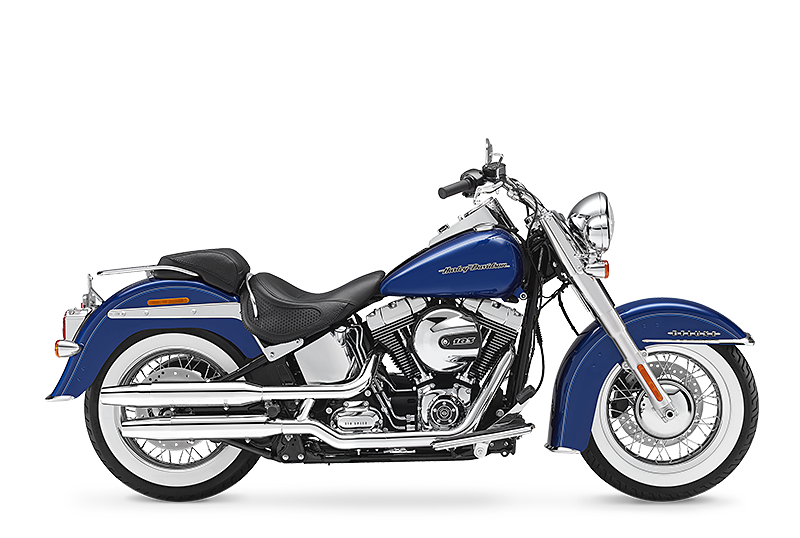 FLSTN Softail<sup>®</sup> Deluxe