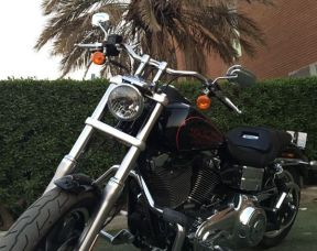 FXDL - Dyna Low Rider