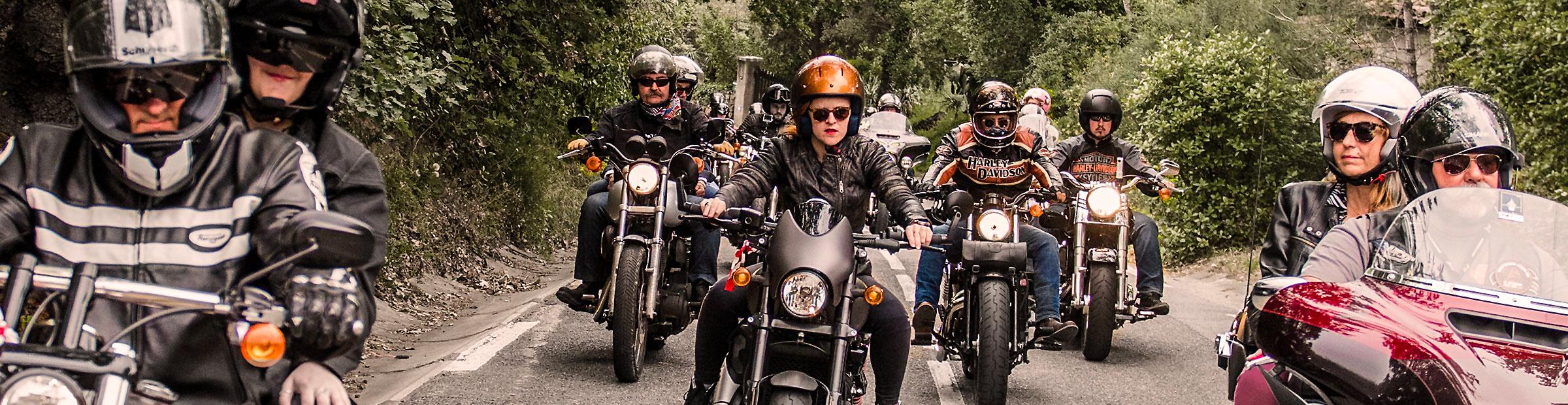 Мероприятия Harley-Davidson<sup>®</sup>