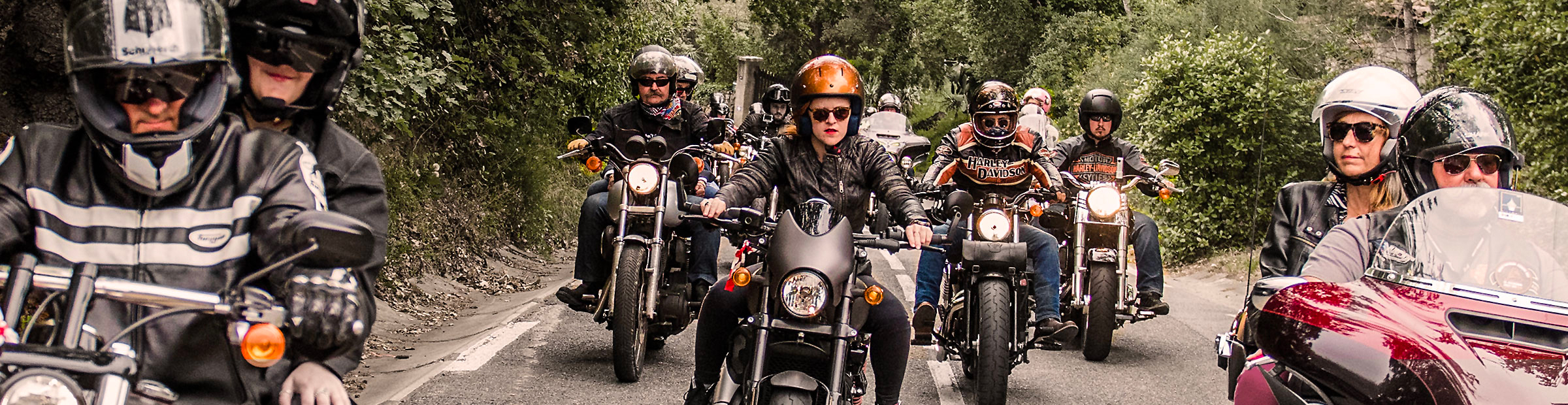 Harley-Davidson<sup>&reg;</sup> Events