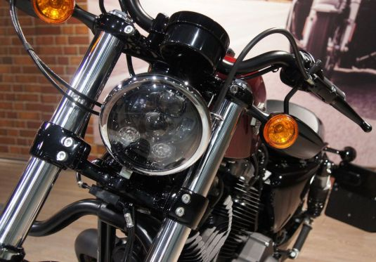 Sportster Forty-Eigth
