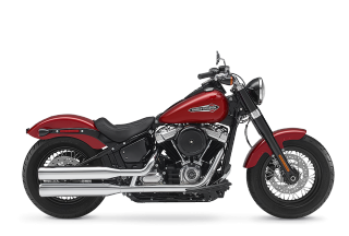 Softail Slim<sup>®</sup> - 2018 Motorcycles