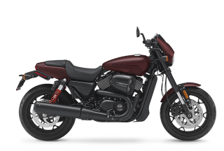 2018 Street Rod<sup>™</sup> - 2018 Motorcycles