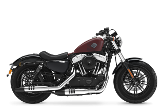 XL 1200X Forty-Eight<sup>®</sup> - Motorcyklar årsm. 2018