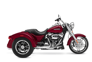 Freewheeler<sup>®</sup> - 2018 Motorcycles