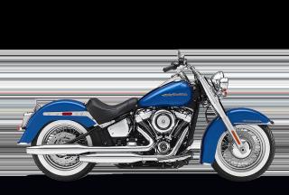 Deluxe - 2018 Motorcycles