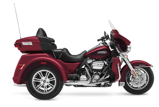 Tri Glide<sup>®</sup> Ultra - 2018 Motorcycles