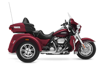 Tri Glide® Ultra - 2018 Motorcycles
