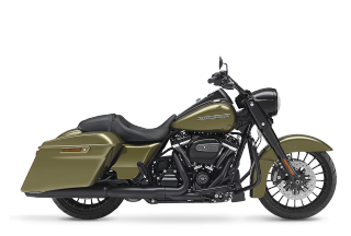 Road King<sup>®</sup> Special - 2018 Motorcycles
