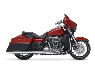 CVO<sup>™</sup> Street Glide<sup>®</sup> - 2018 Motorcycles