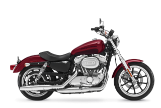 SuperLow<sup>®</sup> - 2018 Motorcycles