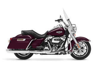 Road King<sup>®</sup> - 2018 Motocykly