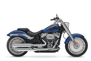 Fat Boy<sup>®</sup> 114 - 2018 Motorcycles