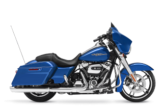 Street Glide<sup>®</sup> - 2018 Motorcycles