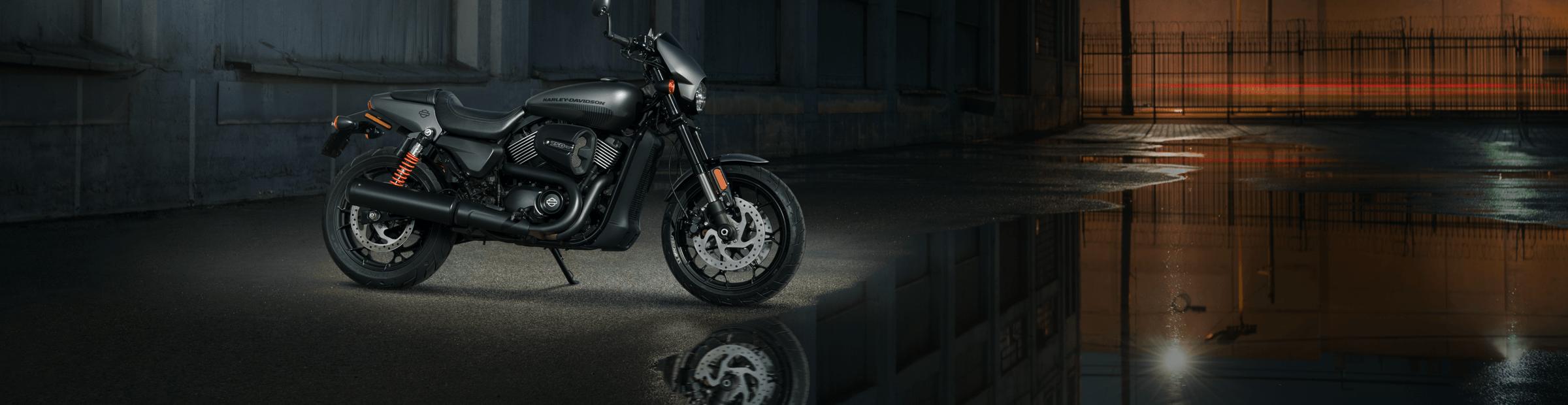 Sälj din Harley