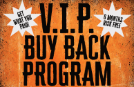 V.I.P. Buy Back Program