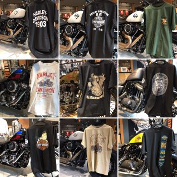 H-D RIKUYU ORIGINAL T-SHIRTS