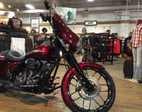 Streetglide Special