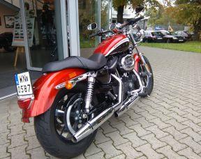 Harley-Davidson XL1200CA Custom Limited