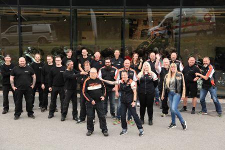 Harley-Davidson Oslo er best i Norden – igjen!