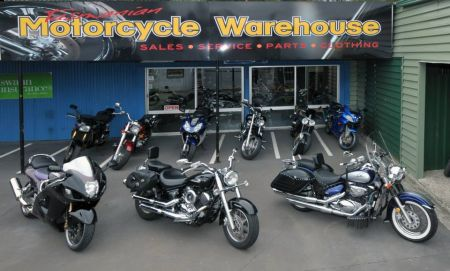 Tasmanian Motorcycle Warehouse