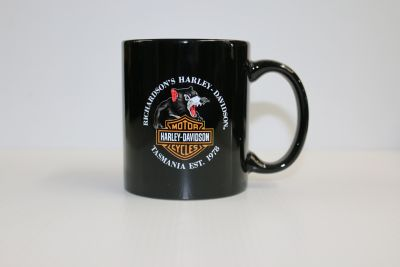DEVIL/TIGER COFFEE MUG