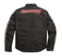 GENUINE  H-D WATERPROOF TEXTILE RIDING JACKET
