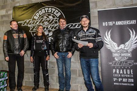 Letošní Sportster Challenge  (7. ročník) - 25 000 km za jediný den!