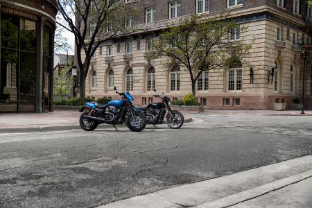 Зимнее хранение Вашего Harley