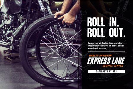 Harley-Davidson®of Singapore Express Lane Service