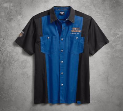 Men's 115th Anniversary Colorblock Shirt