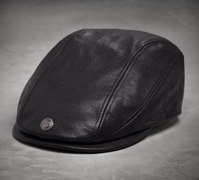 Men's 115th Anniversary Leather Ivy Cap