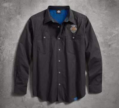 Men's 115th Anniversary Ripstop Shirt