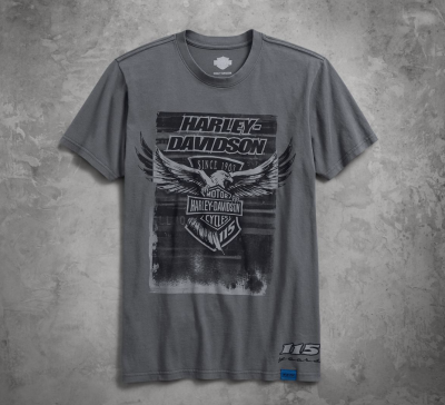 Men's 115th Anniversary Eagle Slim Fit Tee