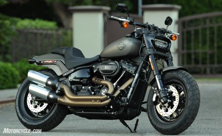 Harley-Davidson 2018 Softail® Custom Motorcycles Line-Up
