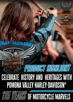 115 years of Harley-Davidson®