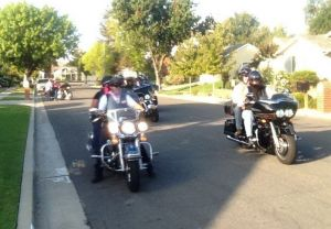 PINK Progressive Ride October 2015