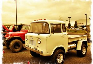 Jeep Show With Brenner Jeep