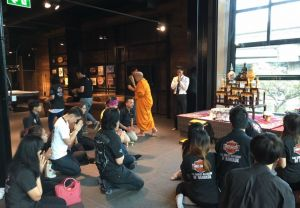 AAS Harley-Davidson® of Bangkok ร่วมทำบุญถวายเป็นพระราชกุศล เนื่องในวันครบ 1 ปี วันสวรรคต พระบาทสมเด