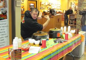 Chili cook off 1/28/2012