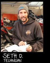 Seth D.