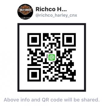 Richco Harley-Davidson Line@ Official