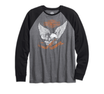 EAGLE RAGLAN SLEEVE TEE