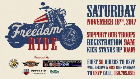 2017 Freedom Ride